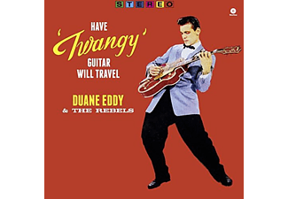 Duane Eddy & The Rebels - Have 'Twangy' Guitar, Will Travel (Vinyl LP (nagylemez))