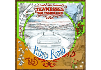 The Tennessee Boltsmokers - Hydroradio - (CD)