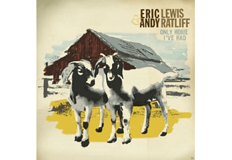 Eric/andy Ratliff Lewis - Only Home I've Had [CD]