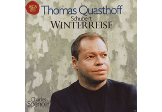 Thomas Quasthoff, Charles Spencer - Winterreise [CD]