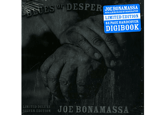 Joe Bonamassa - Blues Of Desperation [CD]