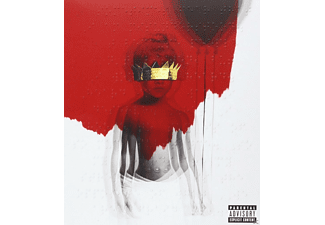 Rihanna - Anti (Deluxe Edition) [CD]