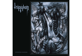 Triptykon - Eparistera Daimones (Re-Issue 2016) - (Vinyl)