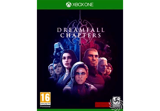 Deep Silver Dreamfall Chapters Xbox One (KMG681.BX.RB)