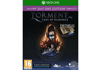 Deep Silver Torment, Tides of Numenera (Day One Edition) Xbox One (TEC003.BX.RB)