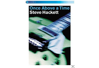 Steve Hackett - Once Above A Time - (DVD)