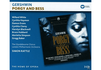 Willard White, London Philharmonic Orchester, Glyndebourne Chorus - Porgy And Bess - (CD)