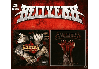Hellyeah - Blood For Blood/Band Of Brothe - (CD)