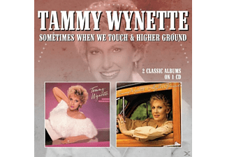 Tammy Wynette - Sometimes When We Touch/Higher Ground - (CD)