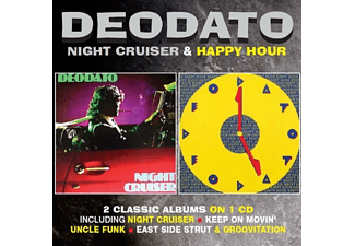 Deodato - Night Cruiser/Happy Hour (2 Classic Albums On 1CD) - (CD)