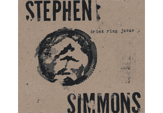 Stephen Simmons - Drink Ring Jesus - (CD)