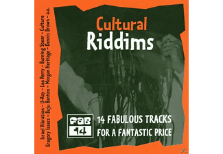 VARIOUS - Cultural Riddims - (CD)