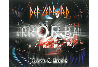 Def Leppard - Mirrorball: Live & More - (CD + DVD)