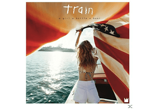 Train - A girls a bottle a boat | LP