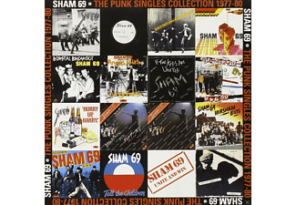 Sham 69 - The Punk Singles Collection 1977-80 - (CD)