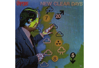The Vapors - New Clear Days - (CD)