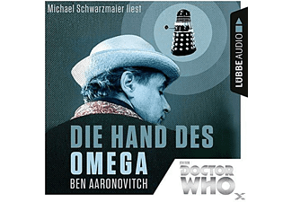 Doctor Who - Die Hand des Omega - 4 CD - Hörbuch