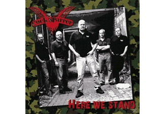Cock Sparrer - Here We Stand - (CD)