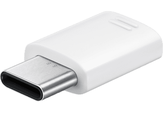 SAMSUNG USB-adapter USB-C to Micro-USB Wit
