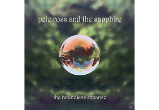 Pete & The Sapphire Ross - The Boundless Expanse [Vinyl]