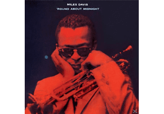 Miles Davis - 'Round About Midnight - (CD)