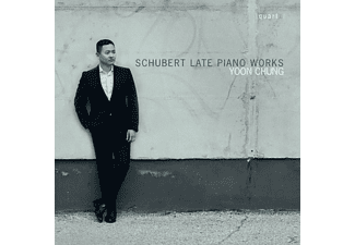 Yoon Chung - Schubert Late Piano Works - (CD)