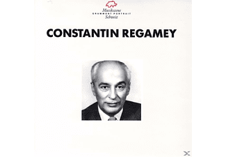VARIOUS - Constantin Regamey - (CD)