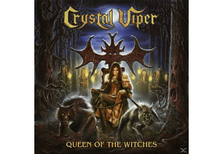 Crystal Viper - Queen Of The Witches - (CD)