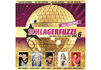 VARIOUS - Schlagerfuzzi Vol.6 - (CD)