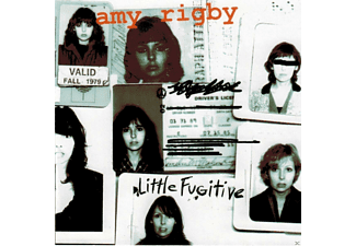 Amy Rigby - Little Fugitive - (CD)