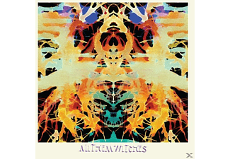 All Them Witches - Sleeping Through The War - (CD)