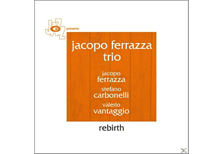 Jacopo Ferrazza Trio - Rebirth - (CD)