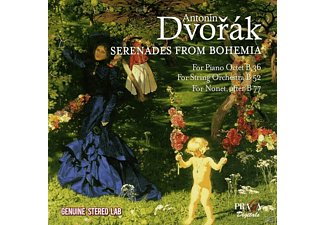 Czech Nonet, Academy Of St. Martin In The Fields - Serenades From Bohemia - (CD)