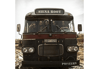 Siena Root - Pioneers - (CD)