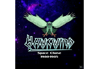 Hawkwind - Space Chase 1980-1985 - (CD)