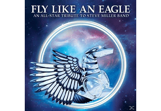VARIOUS - Fly Like An Eagle-An All-Star Tribute To Steve - (CD)