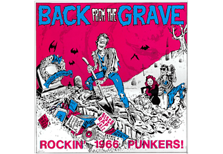 VARIOUS - Vol.1-Back From The Grave - (Vinyl)