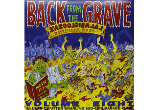 VARIOUS - Vol.8-Back From The Grave 2XLP - (Vinyl)