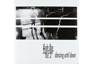 VARIOUS - Rude Boy Scorcher Vol.3 - (Vinyl)