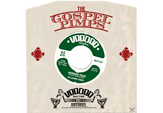 The Gospel Pimps - MORNING TRAIN - (Vinyl)