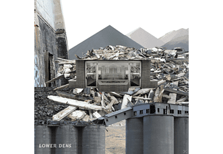 Lower Dens - DEER KNIVES - (Vinyl)