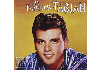 Fabian - The Fabulous Fabian - (CD)