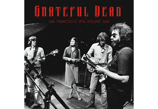 Grateful Dead - San Francisco 1976 Vol. 1 (Deluxe Edition) (Vinyl LP (nagylemez))