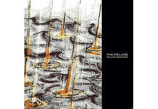 William Basinski - The Deluge (White Vinyl) - (Vinyl)