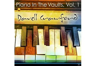 Davell Crawford - Piano In The Vaults,Vol.1 - (CD)