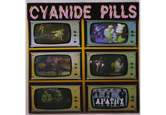Cyanide Pills - apathy / conspiracy theory - (Vinyl)
