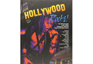 Hollywood Rocks - Ultimate Guide To 1980s Glam Metal - (Sonstiges)