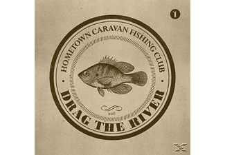Drag The River - fishing club - (Vinyl)
