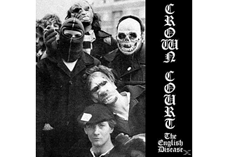 Crown Court - the english disease - (Vinyl)