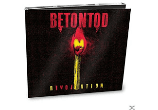 Betontod - Revolution (Ltd. Edition DigiPak) [CD]